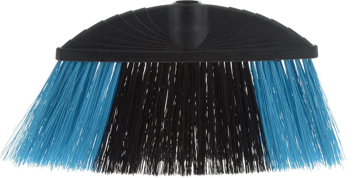 Щетка Azur Marta, без ручки, цвет: голубой, черный, ширина 24 смSVC-300Щетка Azur Marta изготовлена из пластика и предназначена для уборки сухого мусора. Щетка оснащена универсальной резьбой, которая подходит ко всем видам ручек. Упругий удлиненный ворс позволит тщательнее и быстрее собирать мусор.Ширина щетки: 24 см.Длина ворса: 10 см.Диаметр отверстия под ручку: 2,1 см.