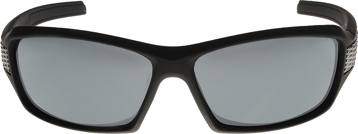 Очки солнцезащитные мужские Vittorio Richi, цвет: черный. ОС80045-1/17fBM8434-58AEОчки солнцезащитные Vittorio Richi это знаменитое итальянское качество и традиционно изысканный дизайн.