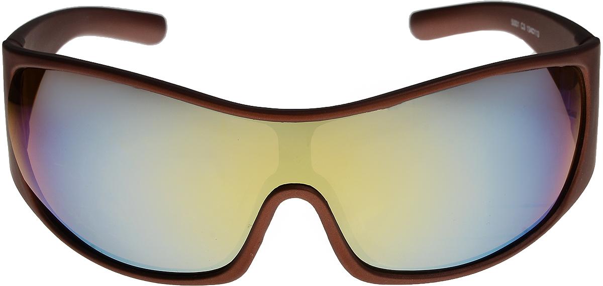 Очки солнцезащитные Vittorio Richi, цвет: бордовый, оранжевый. ОС5001/17fINT-06501Очки солнцезащитные Vittorio Richi это знаменитое итальянское качество и традиционно изысканный дизайн.
