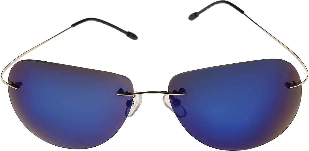 Очки солнцезащитные мужские Vittorio Richi, цвет: синий. ОСVP18с03/17fINT-06501Очки солнцезащитные Vittorio Richi это знаменитое итальянское качество и традиционно изысканный дизайн.