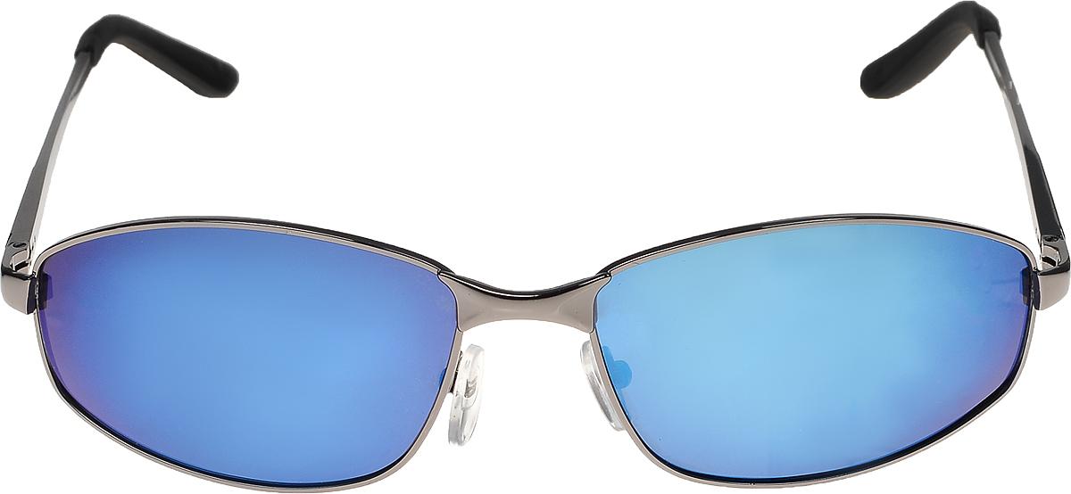 Очки солнцезащитные Vittorio Richi, цвет: синий. ОС12773/17fINT-06501Очки солнцезащитные Vittorio Richi это знаменитое итальянское качество и традиционно изысканный дизайн.