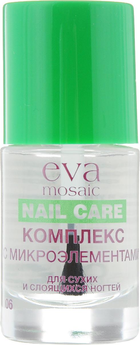 Eva Mosaic Уход для сухих, ломких и слоящихся ногтей, 10 мл5010777142037Полная линия профессиональных продуктов для достижения эффекта салонного маникюра дома.