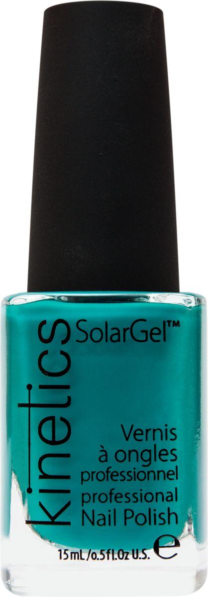 Kinetics Профессиональный лак SolarGel Polish, 15 мл, тон 33728032022Новое поколение профессиональных гелевых лаков для ногтей, которые наносятся как обычный лак, а выглядят как гель. Ультра модные и классические цвета, поражают своей стойкостью и разнообразием оттенков. Стойкость до 10 дней, не требует специальной сушки в UV/LED лампе. Рекомендуется использовать с верхним покрытием SolarGel Top Coat