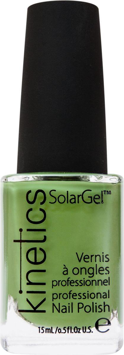 Kinetics Профессиональный лак SolarGel Polish, 15 мл, тон 3396Новое поколение профессиональных гелевых лаков для ногтей, которые наносятся как обычный лак, а выглядят как гель. Ультра модные и классические цвета, поражают своей стойкостью и разнообразием оттенков. Стойкость до 10 дней, не требует специальной сушки в UV/LED лампе. Рекомендуется использовать с верхним покрытием SolarGel Top Coat