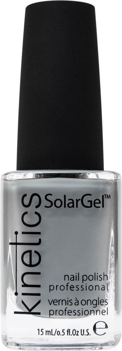 Kinetics Профессиональный лак SolarGel Polish, 15 мл, тон 345KNP345Новое поколение профессиональных гелевых лаков для ногтей, которые наносятся как обычный лак, а выглядят как гель. Ультра модные и классические цвета, поражают своей стойкостью и разнообразием оттенков. Стойкость до 10 дней, не требует специальной сушки в UV/LED лампе. Рекомендуется использовать с верхним покрытием SolarGel Top Coat