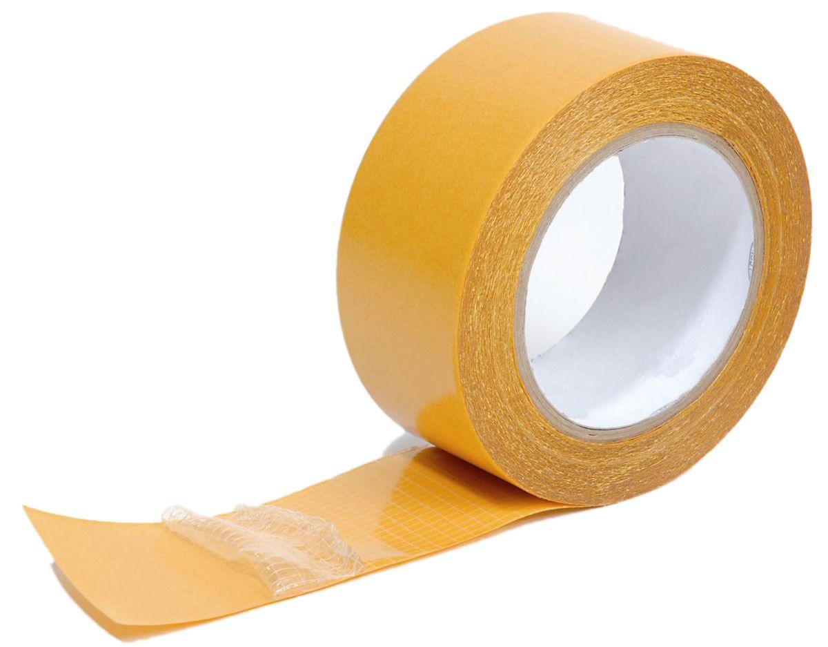 Клейкая лента MasterProf, двусторонняя, цвет: светло-коричневый, 48 мм х 10 мHS.070023Клейкая лента MasterProf применяется в канцелярии, при изготовлении поделок, при ремонтных работах -для крепления напольных покрытий, и прочих элементов.Ширина: 48 ммДлина: 10 м.