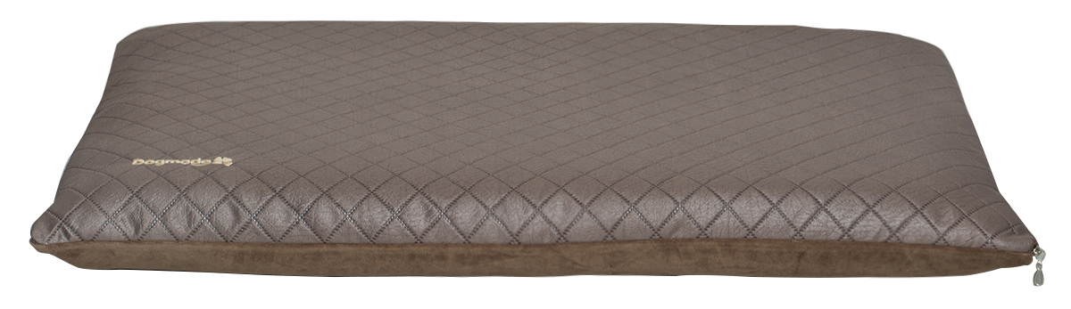 Матрас для животных Dogmoda Шоколад, 85 x 59 x 7 см0120710Мягкий и уютный лежак-матрас для собак со съемным чехлом на молнии, имеет элегантный вид .