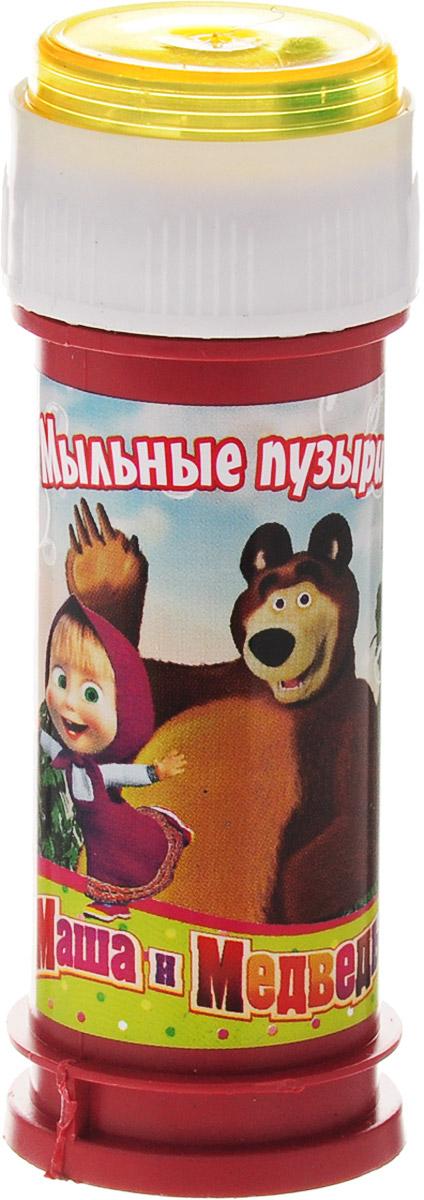 Маша и Медведь Мыльные пузыри 50 мл