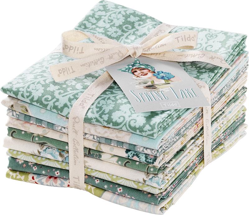 Набор ткани Tilda, 50 х 55 см, 9 шт. 210480823RSP-202SНабор Tilda состоит из 9 отрезов ткани, выполненных из 100% натуральногохлопка. Такие отрезы ткани прекрасно подойдут для декора иоформления творческих работ в различных техниках, таких какскрапбукинг, шитье, декор, изготовление бижутерии, бантиков.Ткань разнообразит вашу работу и добавит вдохновения дляновых идей.100% хлопок дает усадку примерно на 6-7%.Размер отреза: 50 х 55,5 см.