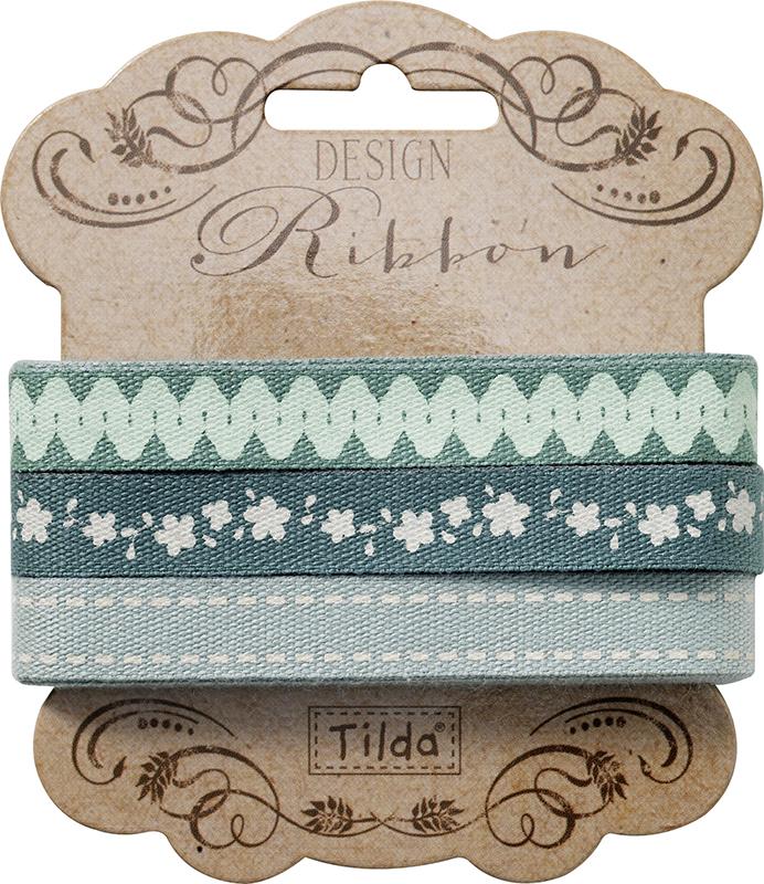 Лента Tilda Весеннее озеро, 300 х 4,5 см210480831Ленточки Tilda идеально подойдут для декора ваших творческих работ.