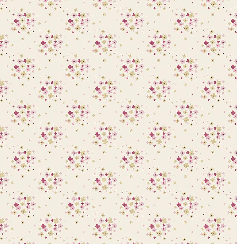 Ткань Tilda, 50 х 55 см. 21048085197775318Все ткани из одной коллекции прекрасно подходят друг другу и, конечно, идеальны для шитья кукол Тильда и всевозможных зверушек в ее стиле. 100% хлопок дает усадку примерно на 6-7%.