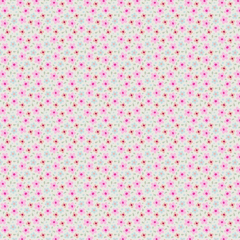 Ткань Tilda Celia, цвет: серый, розовый, голубой, 50 х 55 см. 210481020C0038550Ткань Tilda Celia, выполненная из натурального хлопка, используется для творческих работ. Хлопковые ткани не выцветают, не линяют, не деформируются при стирке и в процессе носки готовых изделий, сшитых из этих тканей.Ткань Tilda Celia можно без опасений использовать в производстве одежды для самых маленьких детей, в производстве игрушек. Также ткань подойдет для декора и оформления творческих работ в различных техниках. Ширина: 55 см. Длина: 50 см.