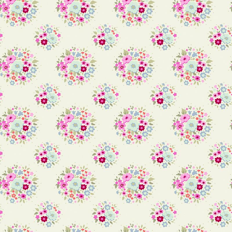 Ткань Tilda Thula, цвет: белый, розовый, голубой, 50 х 55 см. 210481027C0038550Ткань Tilda Thula, выполненная из натурального хлопка, используется для творческих работ. Хлопковые ткани не выцветают, не линяют, не деформируются при стирке и в процессе носки готовых изделий, сшитых из этих тканей.Ткань Tilda Thula можно без опасений использовать в производстве одежды для самых маленьких детей, в производстве игрушек. Также ткань подойдет для декора и оформления творческих работ в различных техниках. Ширина: 55 см. Длина: 50 см.