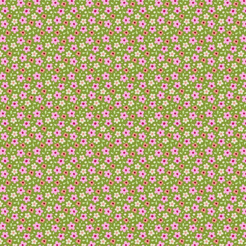 Ткань Tilda Celia, цвет; зеленый, розовый, бежевый, 50 х 55 см. 210481062C0042415Ткань Tilda Celia, выполненная из натурального хлопка, используется для творческих работ. Хлопковые ткани не выцветают, не линяют, не деформируются при стирке и в процессе носки готовых изделий, сшитых из этих тканей.Ткань Tilda можно без опасений использовать в производстве одежды для самых маленьких детей, в производстве игрушек. Также ткань подойдет для декора и оформления творческих работ в различных техниках. Ширина: 55 см. Длина: 50 см.