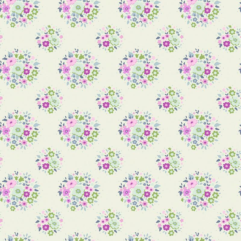 Ткань Tilda Thula Blue, цвет: голубой, розовый, зеленый, 50 х 55 см. 210481066IRK-503Ткань Tilda Thula Blue, выполненная из натурального хлопка, используется для творческих работ. Хлопковые ткани не выцветают, не линяют, не деформируются при стирке и в процессе носки готовых изделий, сшитых из этих тканей.Ткань Tilda Thula Blue можно без опасений использовать в производстве одежды для самых маленьких детей, в производстве игрушек. Также ткань подойдет для декора и оформления творческих работ в различных техниках. Ширина: 55 см. Длина: 50 см.