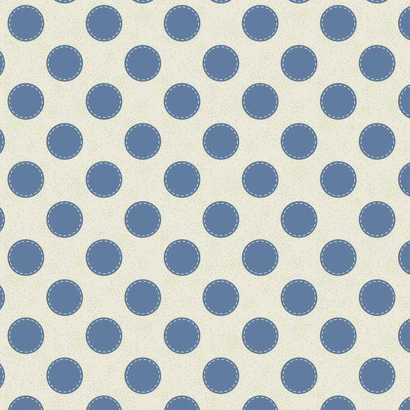 Ткань Tilda Sewn Spot, цвет: белый, синий, 50 х 55 см. 210481070C0038550Ткань Tilda Sewn Spot, выполненная из натурального хлопка, используется для творческих работ. Хлопковые ткани не выцветают, не линяют, не деформируются при стирке и в процессе носки готовых изделий, сшитых из этих тканей.Ткань Tilda Sewn Spot можно без опасений использовать в производстве одежды для самых маленьких детей, в производстве игрушек. Также ткань подойдет для декора и оформления творческих работ в различных техниках. Ширина: 55 см. Длина: 50 см.