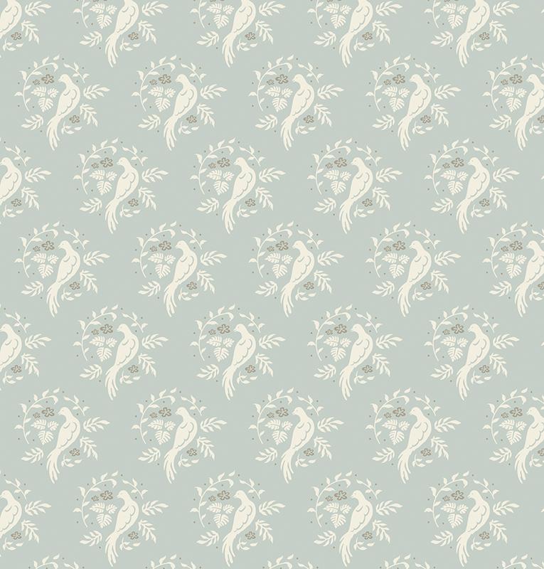 Ткань Tilda, цвет: серо- голубой, белый, 1 х 1,1 м. 210481644NLED-454-9W-BKТкань Tilda, выполненная из натурального хлопка, используется для творческих работ. Хлопковые ткани не выцветают, не линяют, не деформируются при стирке и в процессе носки готовых изделий, сшитых из этих тканей.Ткань Tilda можно без опасений использовать в производстве одежды для самых маленьких детей, в производстве игрушек. Также ткань подойдет для декора и оформления творческих работ в различных техниках. Ширина: 110 см. Длина: 1 м.