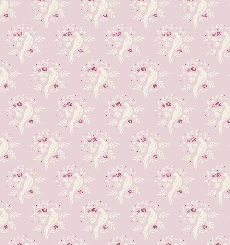 Ткань Tilda, цвет: розовый, белый, 1 х 1,1 м. 210481657RSP-202SТкань Tilda, выполненная из натурального хлопка, используется для творческих работ. Хлопковые ткани не выцветают, не линяют, не деформируются при стирке и в процессе носки готовых изделий, сшитых из этих тканей.Ткань Tilda можно без опасений использовать в производстве одежды для самых маленьких детей, в производстве игрушек. Также ткань подойдет для декора и оформления творческих работ в различных техниках. Ширина: 110 см. Длина: 1 м.