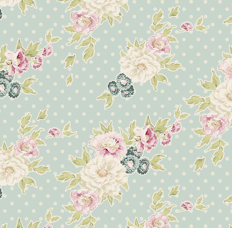 Ткань Tilda, цвет: голубой, розовый, зеленый, 1 х 1,1 м. 21048170597775318Ткань Tilda, выполненная из натурального хлопка, используется для творческих работ. Хлопковые ткани не выцветают, не линяют, не деформируются при стирке и в процессе носки готовых изделий, сшитых из этих тканей.Ткань Tilda можно без опасений использовать в производстве одежды для самых маленьких детей, в производстве игрушек. Также ткань подойдет для декора и оформления творческих работ в различных техниках. Ширина: 110 см. Длина: 1 м.