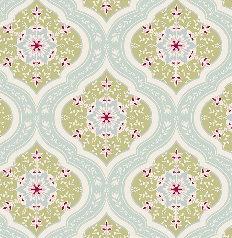Ткань Tilda, цвет: голубой, зеленый, 1 х 1,1 м. 210481805C0038550Ткань Tilda, выполненная из натурального хлопка, используется для творческих работ. Хлопковые ткани не выцветают, не линяют, не деформируются при стирке и в процессе носки готовых изделий, сшитых из этих тканей.Ткань Tilda можно без опасений использовать в производстве одежды для самых маленьких детей, в производстве игрушек. Также ткань подойдет для декора и оформления творческих работ в различных техниках. Ширина: 110 см. Длина: 1 м.