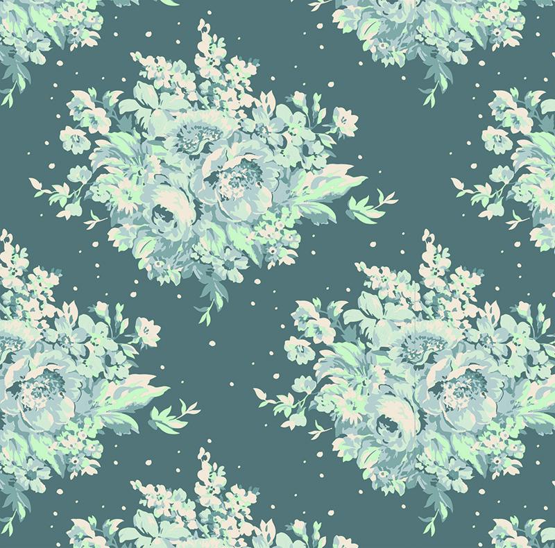 Ткань Tilda Summer Floral, цвет: бирюзовый, голубой, 1 х 1,1 м. 21048187909840-20.000.00Ткань Tilda Summer Floral, выполненная из натурального хлопка, используется для творческих работ. Хлопковые ткани не выцветают, не линяют, не деформируются при стирке и в процессе носки готовых изделий, сшитых из этих тканей.Ткань Tilda Summer Floral можно без опасений использовать в производстве одежды для самых маленьких детей, в производстве игрушек. Также ткань подойдет для декора и оформления творческих работ в различных техниках. Ширина: 110 см. Длина: 100 см.