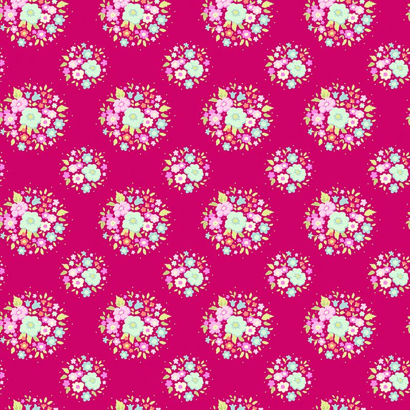 Ткань Tilda Thula, цвет: малиновый, розовый, зеленый, 1 х 1,1 м. 210484001RSP-202SТкань Tilda Thula, выполненная из натурального хлопка, используется для творческих работ. Хлопковые ткани не выцветают, не линяют, не деформируются при стирке и в процессе носки готовых изделий, сшитых из этих тканей.Ткань Tilda Thula можно без опасений использовать в производстве одежды для самых маленьких детей, в производстве игрушек. Также ткань подойдет для декора и оформления творческих работ в различных техниках. Ширина: 110 см. Длина: 100 см.