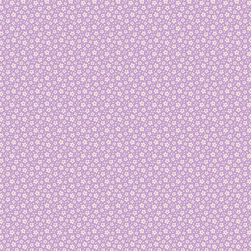 Ткань Tilda Ilse, цвет: фиолетовый, розовый, 1 х 1,1 м. 210484051C0038550Ткань Tilda Ilse, выполненная из натурального хлопка, используется для творческих работ. Хлопковые ткани не выцветают, не линяют, не деформируются при стирке и в процессе носки готовых изделий, сшитых из этих тканей.Ткань Tilda Ilse можно без опасений использовать в производстве одежды для самых маленьких детей, в производстве игрушек. Также ткань подойдет для декора и оформления творческих работ в различных техниках. Ширина: 110 см. Длина: 100 см.
