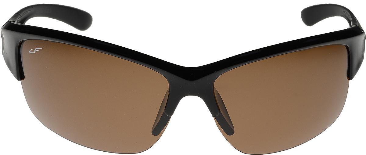 Очки солнцезащитные мужские Cafa France, цвет: черный. S82055BM8434-58AEОчки Cafa France - это стильный аксессуар, незаменимый для всех водителей. Очки водителя Cafa France представлены в двух типах линз, которые обеспечивают максимальный комфорт при вождении в любое время суток и в любую погоду. Очки с желтыми линзами уменьшают ослепление от фар встречных автомобилей и защищают от бликов. В снег, дождь, туман, и даже ночью и в сумерках вы можете быть уверены, что изображение останется четкими и контрастными. Создаваемый эффект солнца способствует улучшению настроения, а также снижает утомляемость и сонливость. Очки с темными линзами Cafa France гарантируют 100% защиту от УФ-лучей, а также защищают от бликов и отраженного света, что существенно снижает риск ДТП. В отличие от обычных солнцезащитных очков, очки водителя Cafa France обладают оптимальной степенью затемнения, благодаря чему обеспечивается идеальный обзор дороги.Очки водителя Cafa France имеют самую высокую эффективность поляризации - 99,9% (видимость без бликов), линзы, состоят из 8 слоев обеспечивают чистое изображение и отсутствие искажений, комфортное цветовосприятие, а также защиту от ультрафиолетового излучения. Кроме того, обладают улучшенными износостойкими и ударопрочными характеристиками по многим параметрам.При разработке Очков водителя особое внимание уделяется оправам, которые отвечают всем требованиям водителей: легкость, прочность, удобная посадка. Примечательно, что все модели Cafa France отличаются актуальным и стильным дизайном, поэтому удачно дополнят любой образ. С очками Cafa France любая дорога станет комфортной и безопасной!