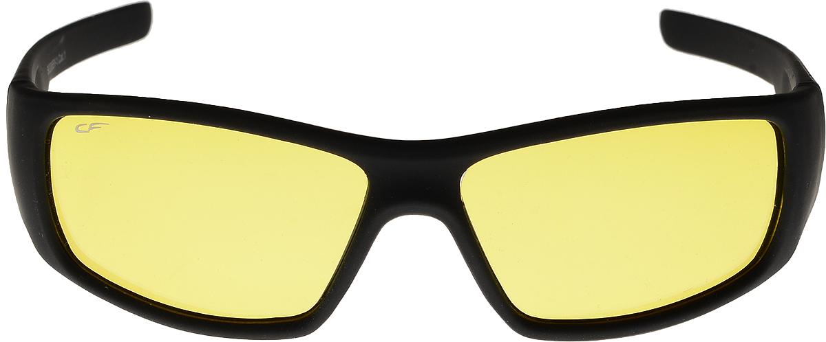 Очки солнцезащитные мужские Cafa France, цвет: черный. S82065YINT-06501Очки Cafa France - это стильный аксессуар, незаменимый для всех водителей. Очки водителя Cafa France представлены в двух типах линз, которые обеспечивают максимальный комфорт при вождении в любое время суток и в любую погоду. Очки с желтыми линзами уменьшают ослепление от фар встречных автомобилей и защищают от бликов. В снег, дождь, туман, и даже ночью и в сумерках вы можете быть уверены, что изображение останется четкими и контрастными. Создаваемый эффект солнца способствует улучшению настроения, а также снижает утомляемость и сонливость. Очки с темными линзами Cafa France гарантируют 100% защиту от УФ-лучей, а также защищают от бликов и отраженного света, что существенно снижает риск ДТП. В отличие от обычных солнцезащитных очков, очки водителя Cafa France обладают оптимальной степенью затемнения, благодаря чему обеспечивается идеальный обзор дороги.Очки водителя Cafa France имеют самую высокую эффективность поляризации - 99,9% (видимость без бликов), линзы, состоят из 8 слоев обеспечивают чистое изображение и отсутствие искажений, комфортное цветовосприятие, а также защиту от ультрафиолетового излучения. Кроме того, обладают улучшенными изностойкими и ударопрочными характеристиками по многим параметрам.При разработке Очков водителя особое внимание уделяется оправам, которые отвечают всем требованиям водителей: легкость, прочность, удобная посадка. Примечательно, что все модели Cafa France отличаются актуальным и стильным дизайном, поэтому удачно дополнят любой образ. С очками Cafa France любая дорога станет комфортной и безопасной!