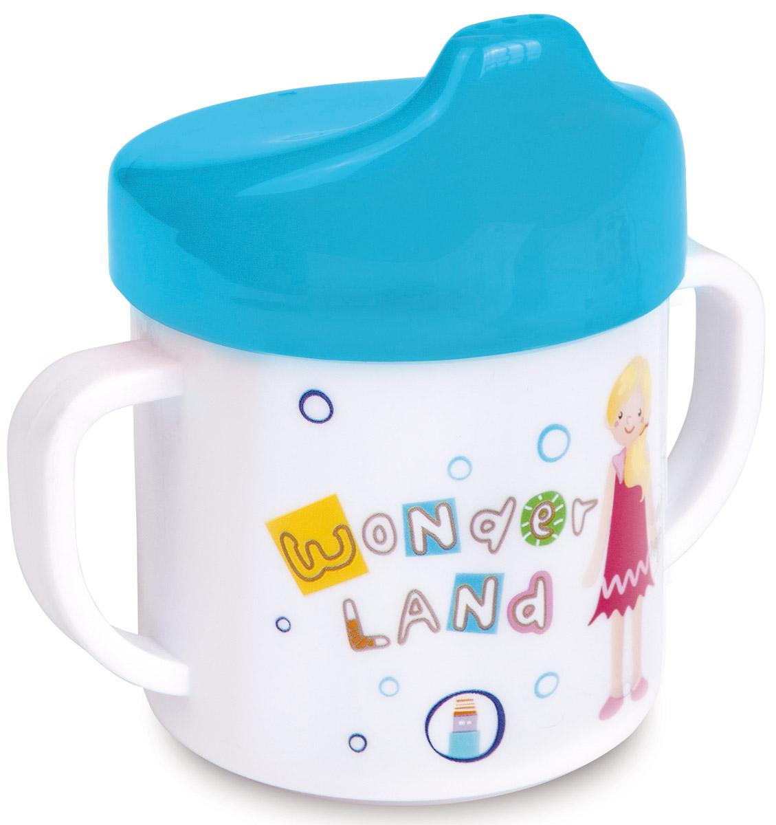 Canpol Babies Чашка-поильник цвет морской волны 200 мл