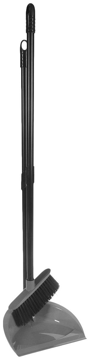 Набор для уборки Svip Классика, цвет: серебряный, 2 предметаSV3203СБ, SV3203Набор для уборки Svip Классика включает в себя совок и метелку, выполненные из высококачественного пластика. Сглаженный край совка обеспечивает наиболее плотное прилегание к полу. Поверхность совка сделана под уклоном - это препятствует вываливание мусора при заметании. Совок удобно складывается, благодаря чему набор можно хранить даже в ограниченномпространстве. Щетка имеет удобную форму и длинный ворс, что позволяет вымести мусор даже из труднодоступных мест.Совок и щетка оснащены длинными ручками с отверстиями для подвешивания. Рукоятки совка и метелки прочно соединены – это препятствует рассыпанию набора в периодхранения и транспортировки. С набором Svip Классика уборка станет легче и приятнее.Общая длина щетки: 92 см, Ширина рабочей части щетки: 18 см, Длина совка: 85 см, Размер рабочей части совка: 23 см х 22 см х 6,5 см.