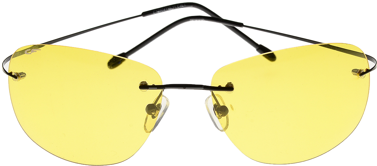 Солнцезащитные очки мужские Cafa France, цвет: желтый. CF503YINT-06501Очки Cafa France - это стильный аксессуар, незаменимый для всех водителей. Очки водителя Cafa France представлены в двух типах линз, которые обеспечивают максимальный комфорт при вождении в любое время суток и в любую погоду. Очки с желтыми линзами уменьшают ослепление от фар встречных автомобилей и защищают от бликов. В снег, дождь, туман, и даже ночью и в сумерках вы можете быть уверены, что изображение останется четкими и контрастными. Создаваемый эффект солнца способствует улучшению настроения, а также снижает утомляемость и сонливость. Очки с темными линзами Cafa France гарантируют 100% защиту от УФ-лучей, а также защищают от бликов и отраженного света, что существенно снижает риск ДТП. В отличие от обычных солнцезащитных очков, очки водителя Cafa France обладают оптимальной степенью затемнения, благодаря чему обеспечивается идеальный обзор дороги.Очки водителя Cafa France имеют самую высокую эффективность поляризации - 99,9% (видимость без бликов), линзы, состоят из 8 слоев обеспечивают чистое изображение и отсутствие искажений, комфортное цветовосприятие, а также защиту от ультрафиолетового излучения. Кроме того, обладают улучшенными износостойкими и ударопрочными характеристиками по многим параметрам.При разработке Очков водителя особое внимание уделяется оправам, которые отвечают всем требованиям водителей: легкость, прочность, удобная посадка. Примечательно, что все модели Cafa France отличаются актуальным и стильным дизайном, поэтому удачно дополнят любой образ. С очками Cafa France любая дорога станет комфортной и безопасной!