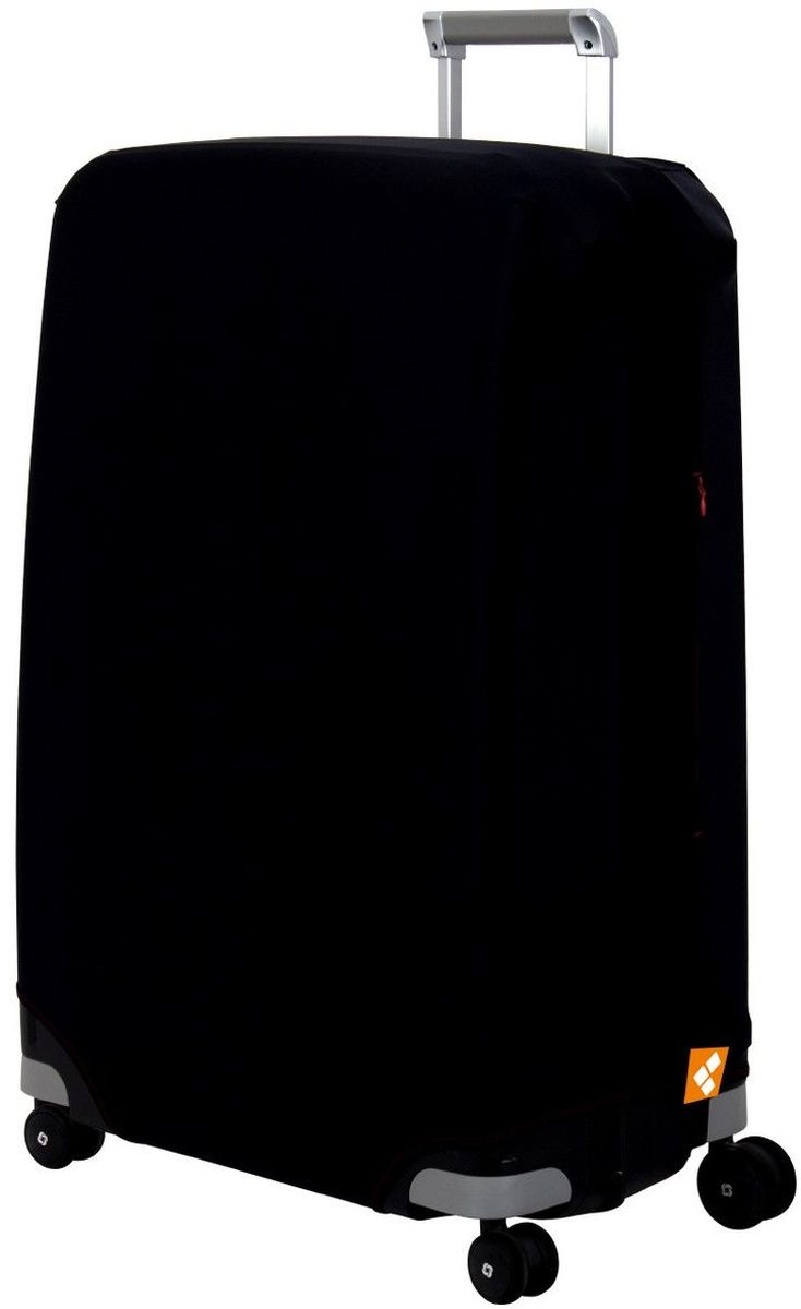 Чехол для чемодана Routemark Black, размер L/XL (75-85 см)95940-905Чехол Routemark подходит для больших чемоданов, высотой от 75 до 85 см (29-33 inch) (мерить от пола). Изготовлен из спандекса (240 г/2м) и имеет упрочнённые швы.Чехлы Routemark отличаются плотным материалом и наличием 2 специальных потайных молний для боковых ручек с двух сторон. Внизу чехла - молния трактор, дополнительная резинка с фастексом для лучшей усадки. У чехла есть красивая подарочная упаковка, которую приятно держать в руках, и отдельный аксессуар - мешочек, который можно использовать для разных других полезных мелочей (например, для хранения салфеток, денег, солнцезащитных очков, телефона, карты от номера и т.д.). У чехла стойкая сублимационная печать.Чехол можно стирать в стиральной машине.
