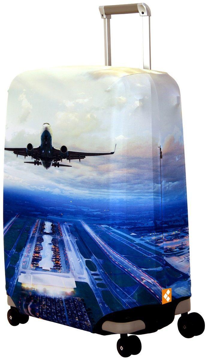 Чехол для чемодана Routemark Plane, размер M/L (65-74 см)FF718LiCDЧехол Routemark подходит для чемоданов средних размеров высотой от 65 до 74 см (24-28 inch) (мерить от пола). Изготовлен из спандекса (240 г/2м) и имеет упрочнённые швы.Чехлы Routemark отличаются плотным материалом и наличием 2 специальных потайных молний для боковых ручек с двух сторон. Внизу чехла - молния трактор, дополнительная резинка с фастексом для лучшей усадки. В комплекте предусмотрен отдельный аксессуар - мешочек, который можно использовать для разных других полезных мелочей (например, для хранения салфеток, денег, солнцезащитных очков, телефона, карты от номера и т.д.). У чехла стойкая сублимационная печать.Чехол можно стирать в стиральной машине.
