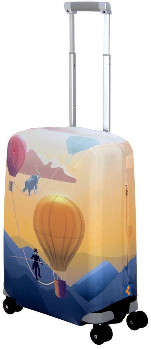 Чехол для чемодана Routemark Bristol, размер S (50-55 см)332515-2800Чехол Routemark подходит для чемоданов маленьких размеров, высотой от 50 до 55 см (19-21 дюйма) (мерить от пола). Изготовлен из спандекса (240 г/2м) и имеет упрочнённые швы.Чехлы Routemark отличаются плотным материалом и наличием 2 специальных потайных молний для боковых ручек с двух сторон. Внизу чехла - молния трактор, дополнительная резинка с фастексом для лучшей усадки. В комплекте предусмотрен и отдельный аксессуар - мешочек, который можно использовать для разных других полезных мелочей (например, для хранения салфеток, денег, солнцезащитных очков, телефона, карты от номера и т.д.). У чехла стойкая сублимационная печать.Чехол можно стирать в стиральной машине.