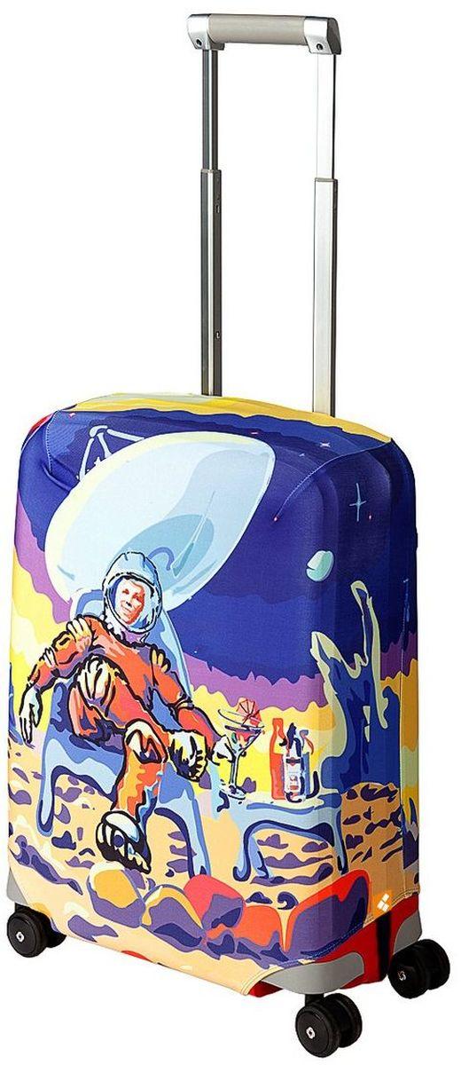 Чехол для чемодана Routemark Mars Beach Club, размер S (50-55 см)332515-2358Чехол Routemark подходит для чемоданов маленьких размеров высотой от 50 до 55 см (19-21 дюйма) (мерить от пола). Изготовлен из спандекса (240 г/2м) и имеет упрочнённые швы.Чехлы Routemark отличаются плотным материалом и наличием 2 специальных потайных молний для боковых ручек с двух сторон. Внизу чехла - молния трактор, дополнительная резинка с фастексом для лучшей усадки. В комплекте предусмотрен отдельный аксессуар - мешочек, который можно использовать для разных других полезных мелочей (например, для хранения салфеток, денег, солнцезащитных очков, телефона, карты от номера и т.д.). У чехла стойкая сублимационная печать.Чехол можно стирать в стиральной машине.