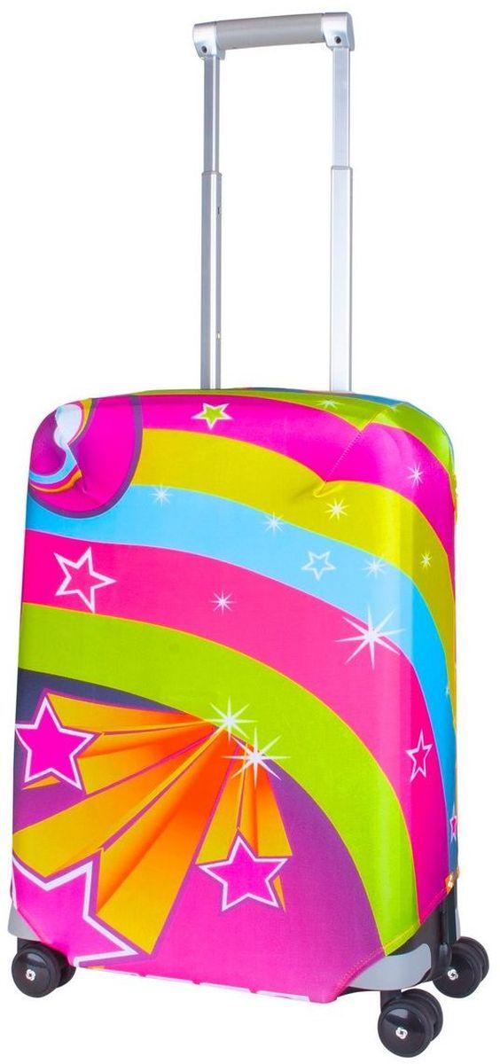 Чехол для чемодана Routemark Lucy, размер S (50-55 см)A004MЧехол Routemark подходит для чемоданов маленьких размеров высотой от 50 до 55 см (19-21 дюйма) (мерить от пола). Изготовлен из спандекса (240 г/2м) и имеет упрочнённые швы.Чехлы Routemark отличаются плотным материалом и наличием 2 специальных потайных молний для боковых ручек с двух сторон. Внизу чехла - молния трактор, дополнительная резинка с фастексом для лучшей усадки. В комплекте предусмотрен отдельный аксессуар - мешочек, который можно использовать для разных других полезных мелочей (например, для хранения салфеток, денег, солнцезащитных очков, телефона, карты от номера и т.д.). У чехла стойкая сублимационная печать.Чехол можно стирать в стиральной машине.