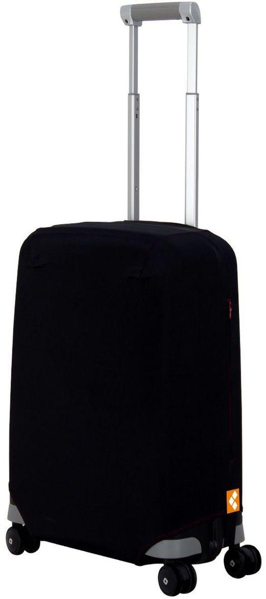 Чехол для чемодана Routemark Black, размер S (50-55 см)FTS_ECO_036Для чемоданов маленьких размеров, высотой от 50 до 55 см (19-21 inch) (мерить от пола). Плотность ткани - 240 г/кв.м, упрочнённые швы, 2 потайные молнии для боковых ручек с двух сторон. Внизу чехла - молния трактор, дополнительная резинка с фастексом для лучшей усадки. Стойкая сублимационная печать.