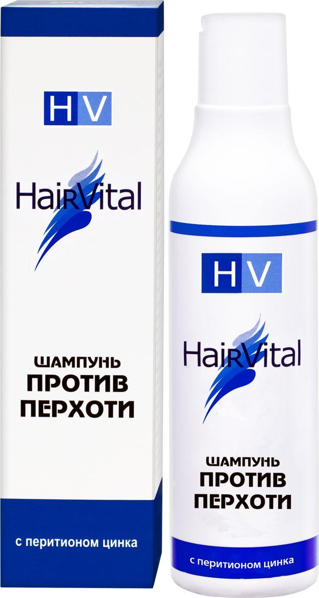 Hair Vital Шампунь против перхоти, 200 мл65042• Регулирует работу сальных и потовых желез• Уменьшает шелушение и зуд кожи головы• Воздействует на грибок, вызывающий себорею• Препятствует дальнейшему появлению перхоти• Нормализует гидролипидный баланс кожи головы• Придает волосам блеск и ощущение чистотыАктивный компонент: пиритион цинка 48%
