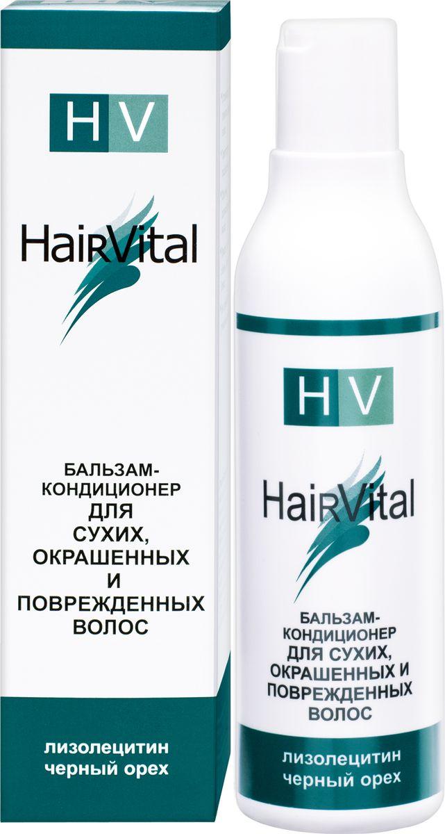 Hair Vital Бальзам-кондиционер для сухих, окрашенных и поврежденных волос, 200 млMP59.4D• Устраняет сухость и ломкость поврежденных волос• Препятствует расщеплению кончиков• Облегчает расчесывание и укладку волос• Придает волосам объем, эластичность и блеск• Не склеивает и не утяжеляет волосыАктивные компоненты: экстракт черного ореха, лизолецитин, витамин Е