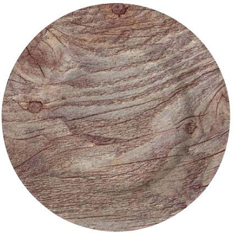 Тарелка десертная Nuova R2S Дерево, диаметр 19 см53941Десертная тарелка Nuova R2S Дерево изготовлена из высококачественного фарфора с рисунком под дерево. Такая тарелка изысканно украсит сервировку как обеденного, так и праздничного стола. Предназначена для подачи десертов.Можно использовать в СВЧ и мыть в посудомоечной машине. Продукция отличается современным дизайном и легкостью в эксплуатации. Важным преимуществом является оригинальная подарочная упаковка. Продукция компании Nuova R2S - это не только современный подарок и украшение для вашего дома, но и всегда неисчерпаемое количество идей на вашей кухне.