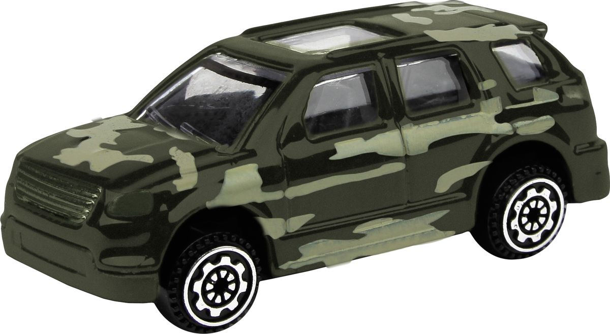 Autotime Машинка Military Forest Allroad