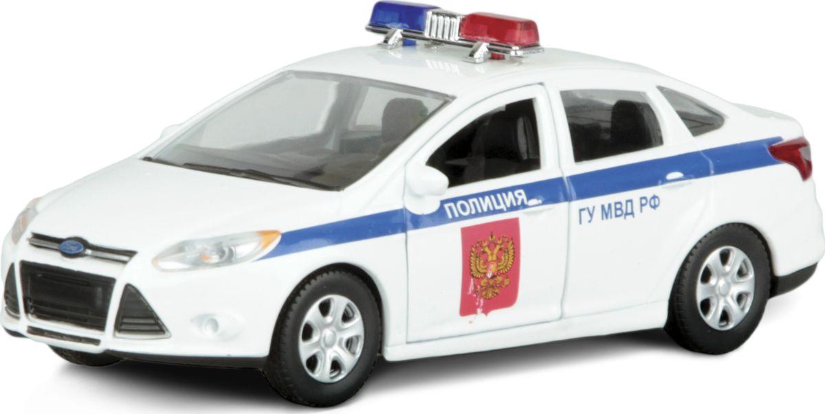 Autotime Модель автомобиля Ford Focus Полиция autotime модель автомобиля ford focus cпорт