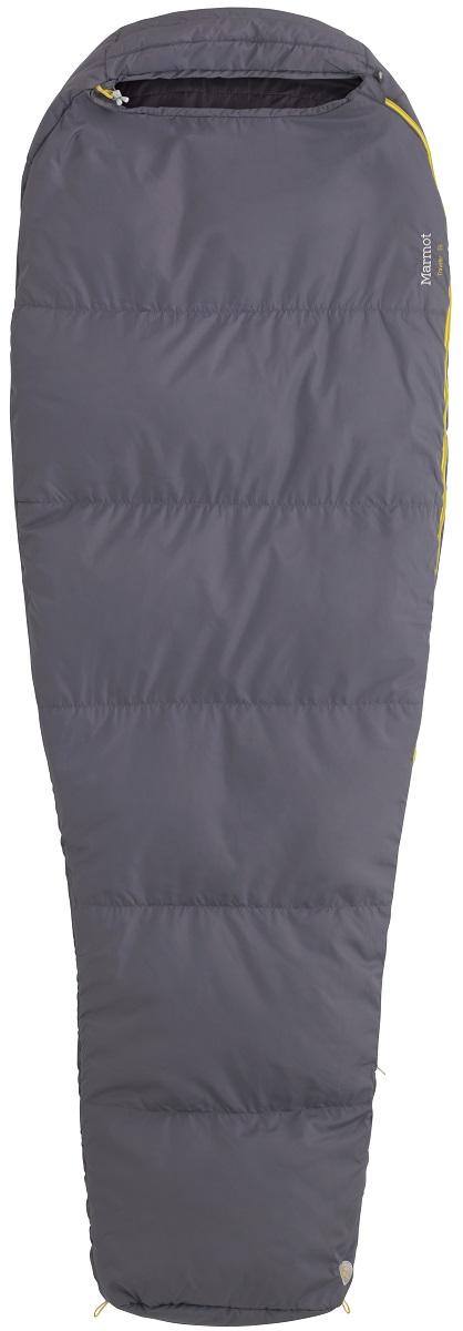 Спальный мешок Marmot NanoWave 55, 60, цвет: серый, левая молния010-01199-23Легкий компактный спальник.Утеплитель SpiraFil.Компрессионный мешок в комплекте.Регулировочные шнуры различного диаметра.Планка вдоль молнии.Двусторонние бегунки на молнии.Превращается в одеяло.Две петли для подвешивания спальника.Карманчик для бегунков на конце молнии.