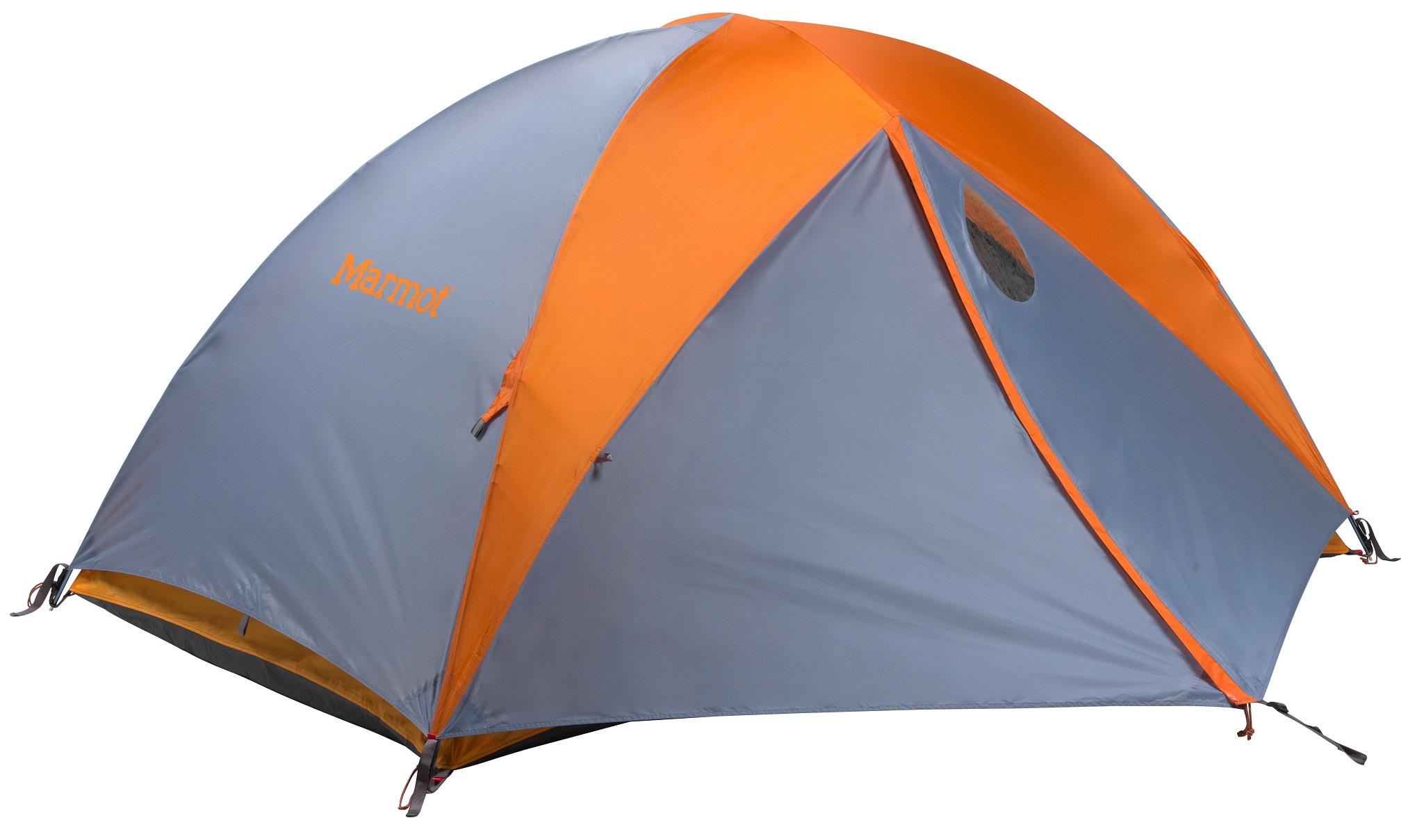 Палатка Marmot Limelight 2P, цвет: оранжевый