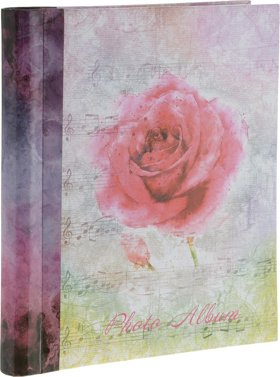 Фотоальбом Platinum Цветочная коллекция - 7, цвет: розовый, сереневый, 20 листов. 98212М2314_розаФотоальбом Platinum Цветочная коллекция - 7, изготовленный из ламинированного картона с клеевым покрытием и пленки ПВХ, поможет сохранить вам самые важные и счастливые события вашей жизни. Этот альбом станет драгоценной памятью для всей вашей семьи.Обложка выполнена из толстого картона и оформлена оригинальным рисунком. Внутри содержится 20 магнитных листов, которые крепятся с помощью спирали. Нам всегда так приятно вспоминать о самых счастливых моментах жизни, запечатленных на фотографиях. Размер листа: 23 х 28 см.