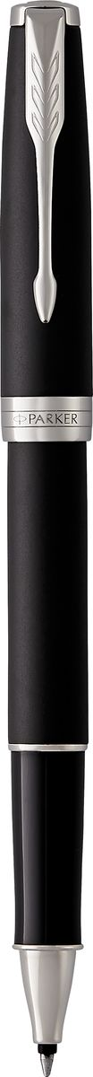 Parker Ручка-роллер Sonnet Matte Black CTPARKER-1931523Коллекция Parker Sonnet отличается тонкой гармонией, с которой в ней соединяются традиция и оригинальность. Ее уникальность таится в умеренном стиле и классических формах. Это - идеальное сочетание уверенного знания и взвешенной мысли, необходимое во все времена.Латунный корпус покрыт лаком черного цвета и отделан элементами с палладиевым покрытием. Кольцо колпачка и клип в виде стрелы украшает изящная гравировка. Зона захвата выполнена из пластика. Цвет отделки: серебристый.