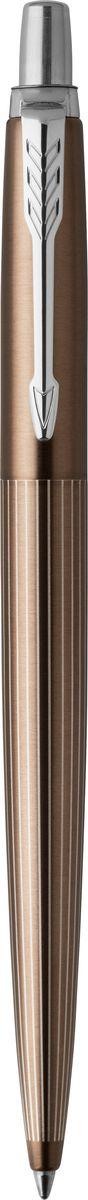 Parker Ручка шариковая Jotter Premiun Car Brew Pin CT51475Шариковая ручка Parker Jotter Premiun Car Brew Pin CT изготовлена из полированной нержавеющей стали с лазерной гравировкой на корпусе. Способ подачи стержня: кнопочный. Ручка упакована в фирменный футляр.Бренд Parker гарантирует полную уверенность в превосходном качестве товара. Ручка Parker будет не только долго служить, но и неизменно радовать удобством и легкостью письма, надежностью в эксплуатации и прекрасным эстетическим исполнением. Удивительное разнообразие моделей, а также великолепие и надежность отделки поверхностей позволяют удовлетворить даже самые взыскательные вкусы, обеспечивая при этом безукоризненность исполнения самых разных задач в процессе письма.