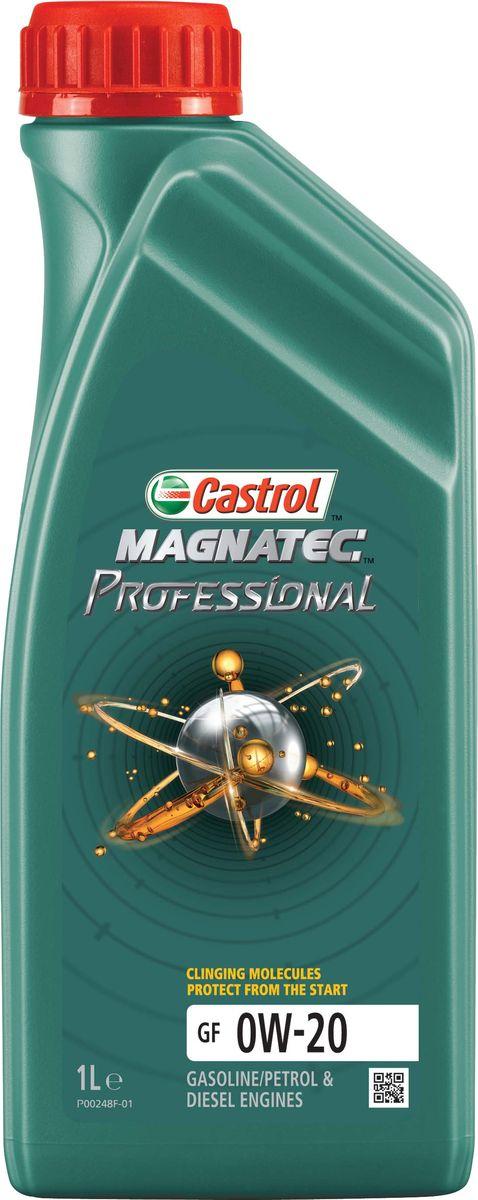 Масло моторное Castrol Magnatec Professional, синтетическое, GF 0W-20, 1 л10503Моторное масло Castrol Magnatec Professional значительно снижает износ двигателя*. При выключенном двигателе моторное масло стекает в поддон картера, оставляя важнейшие детали двигателя незащищенными. В отличие от остальных масел молекулы Castrol Magnatec Professional притягиваются к деталям двигателя, образуя сверхпрочную масляную пленку, обеспечивающую дополнительную защиту с первой секунды пуска двигателя. Продукт прошел процесс микрофильтрации и сертифицирован как CO2-нейтральный в соответствии с высочайшими мировыми стандартами. Для профессионального использования на СТО. * согласно отраслевому тесту на износ Sequence IVA. Применение. Моторное масло Castrol Magnatec Professional GF 0W-20 предназначено для применения в бензиновых двигателях автомобилей, где производитель рекомендуют смазочные материалы спецификаций API SN, ILSAC GF-5 или более ранних, класса вязкости SAE 0W-20. Преимущества. Молекулы Castrol Magnatec Professional: - притягиваются к деталям двигателя, образуя устойчивый защитный слой, сохраняющийся с первой секунды работы двигателя вплоть до следующего пуска; - направляются к узлам, подверженным наибольшей нагрузке, образуя дополнительный слой там, где это необходимо; - обеспечивают постоянную защиту в любых условиях эксплуатации, при различных стилях вождения и в широком диапазоне температур. Castrol Magnatec Professional GF 0W-20 проявляет отличные эксплуатационные характеристики в экстремальных условиях холодного пуска. Спецификации.API SN; ILSAC GF-5. Товар сертифицирован.