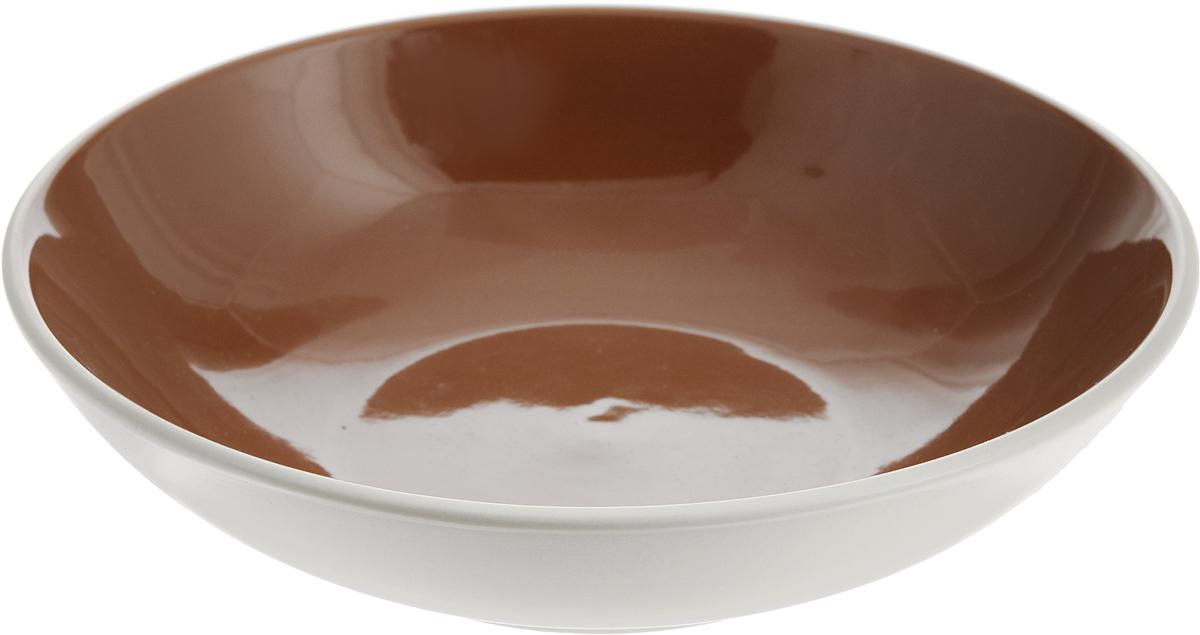 Салатник Ломоносовская керамика, 1 л115510Салатник Ломоносовская керамика изготовлен из высококачественной глины с глазурованным покрытием. Такой салатник украсит сервировку вашего стола и подчеркнет прекрасный вкус хозяина, а также станет отличным подарком.